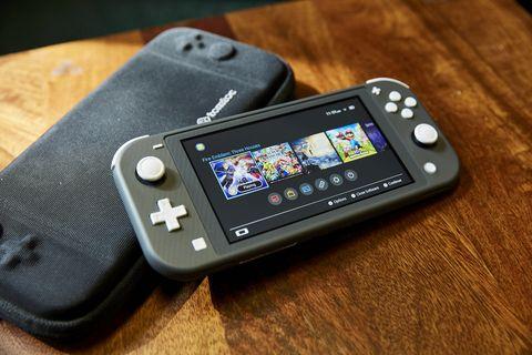 Nintendo Switch Lite เหมาะสำหรับเกมเมอร์