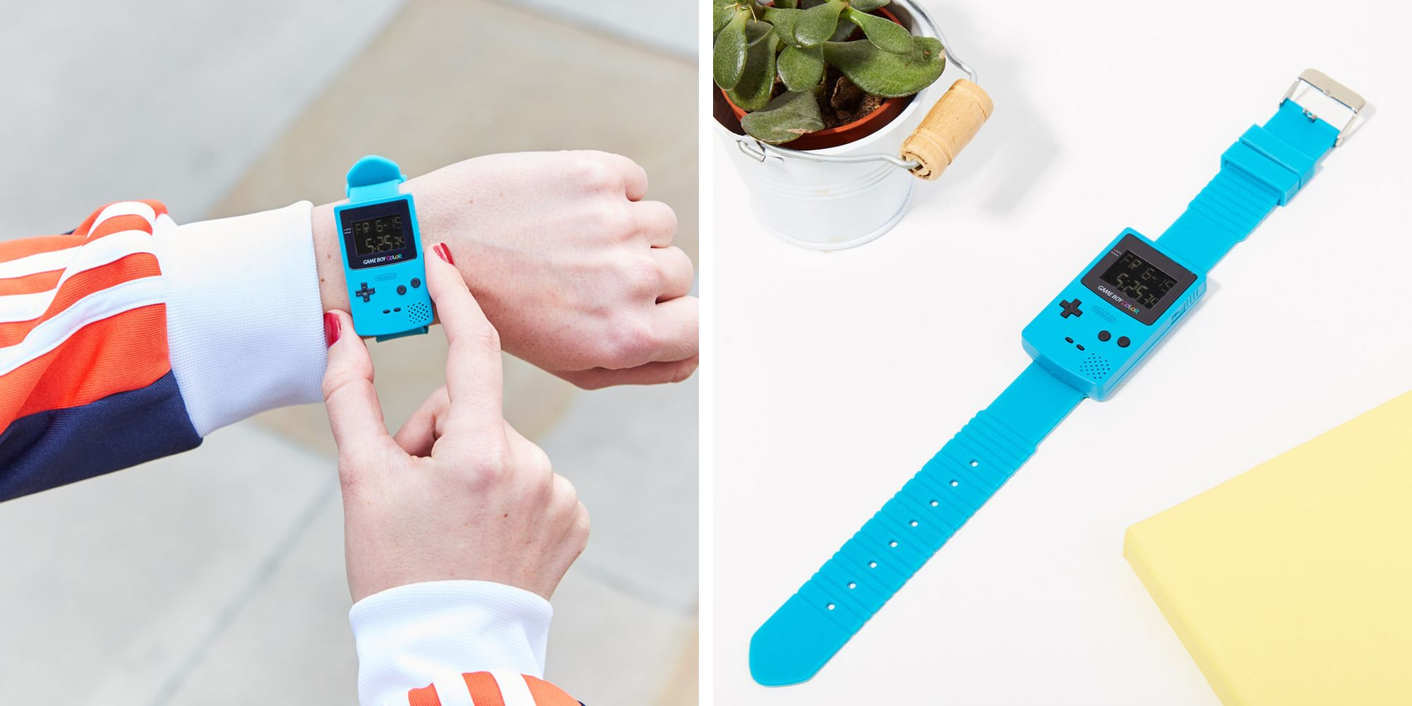 This Nintendo Watch Is the Only Way We Want to Tell Time