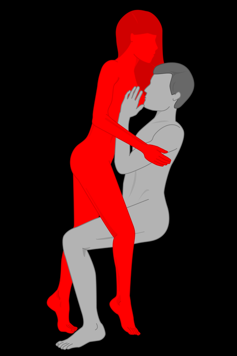 Silhouette, Dance, Tango, Love, Performing arts, Fictional character,