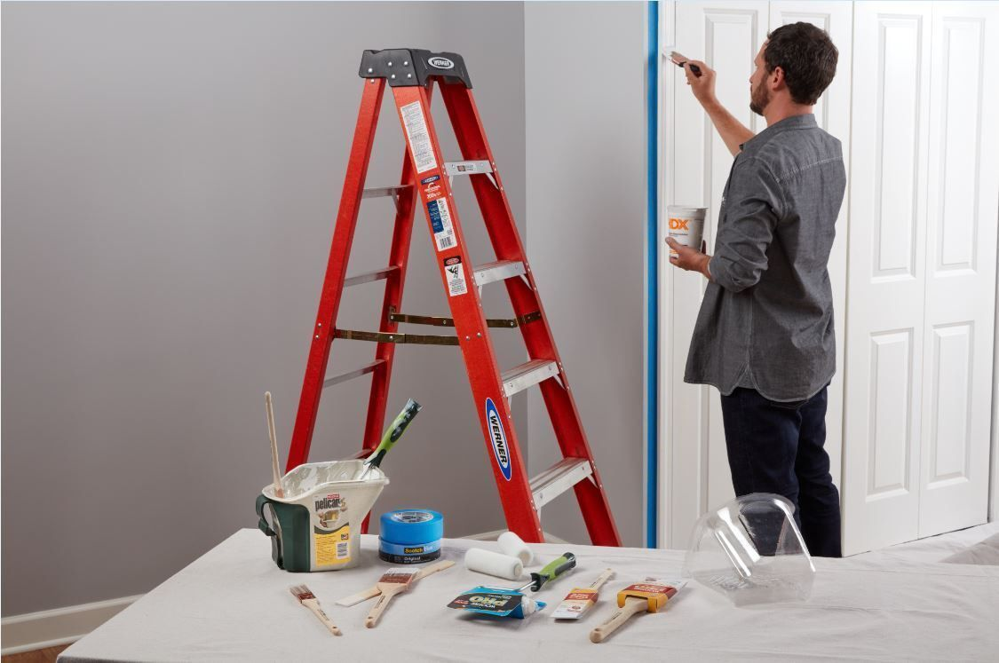 How To Paint 4 Tricky Places In Your Home Like A Pro