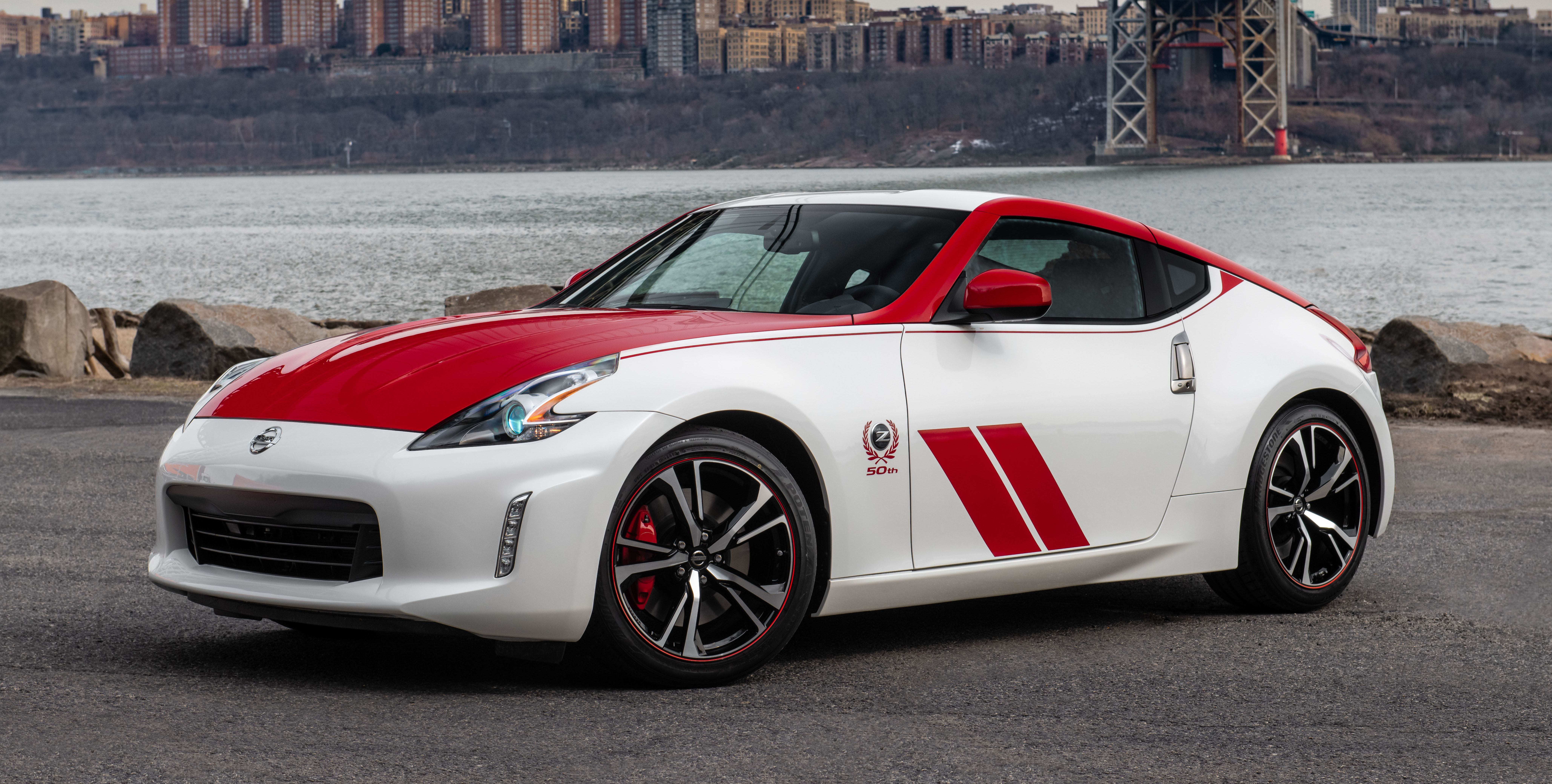 The 2020 Nissan 370Z Commemorates 50 Years with a Special Anniversary Edition
