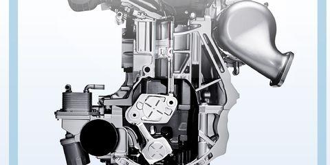 Engine, Auto part, Automotive engine part, Automotive super charger part, Machine, Illustration,