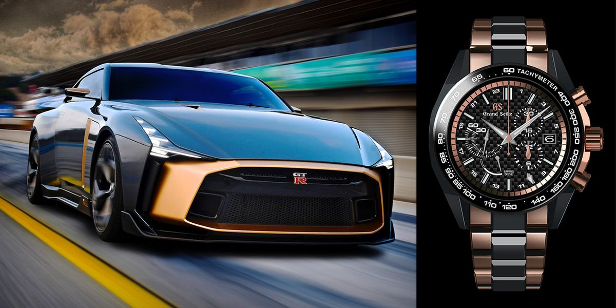 Nissan Commemorates Gt R With Watch That Costs More Than A