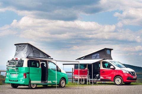 mejores furgonetas camper