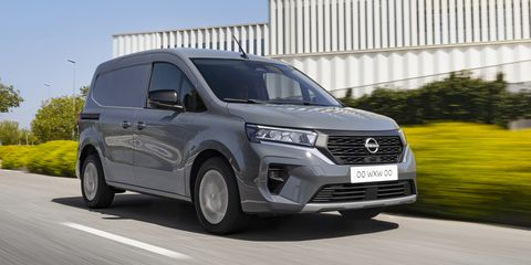 nissan presenta la nueva furgoneta townstar un cambio de juego dentro del mercado de vehículos comerciales ligeros lcv