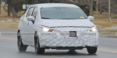 2020 Nissan Versa Looks To Put A New Face On Basic Transportation Will Be Sedan Only