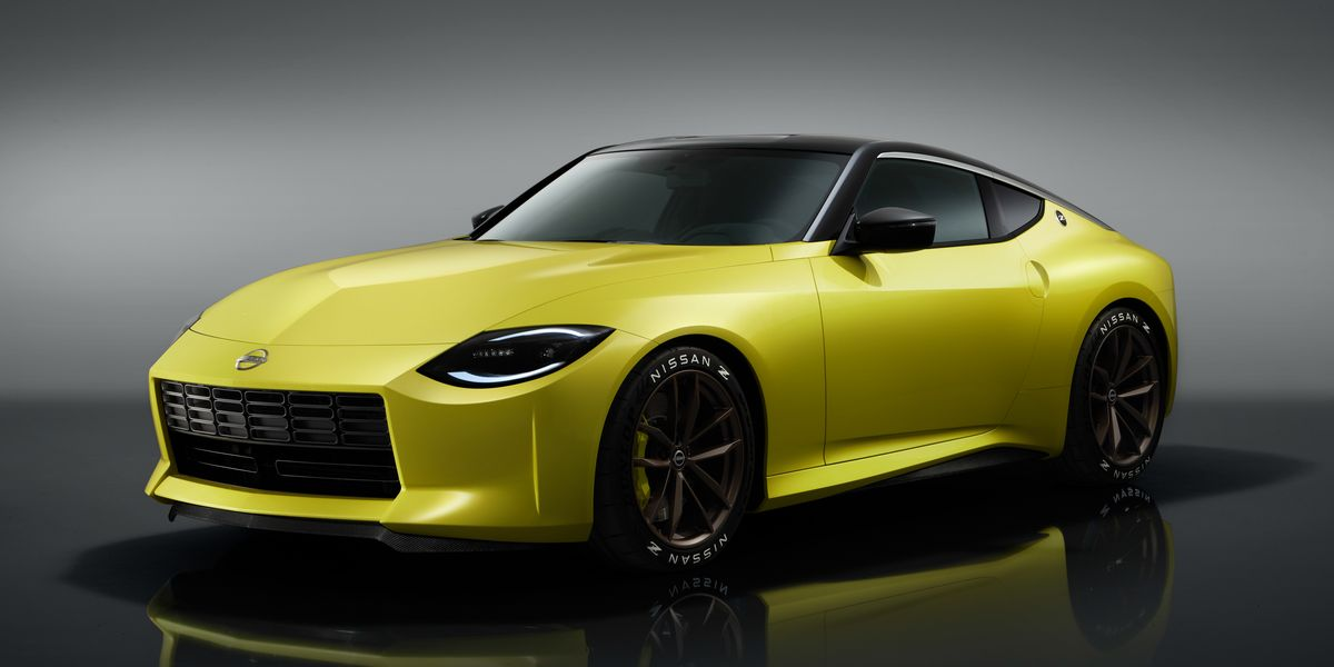 2022 Nissan 400Z: What We Know So Far