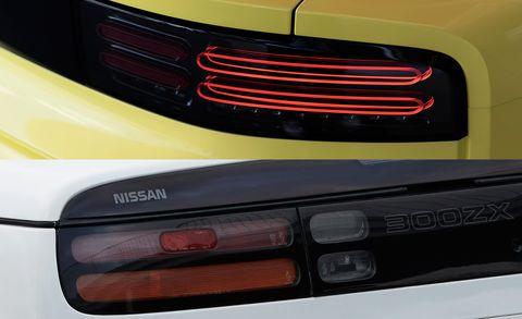 nissan z details