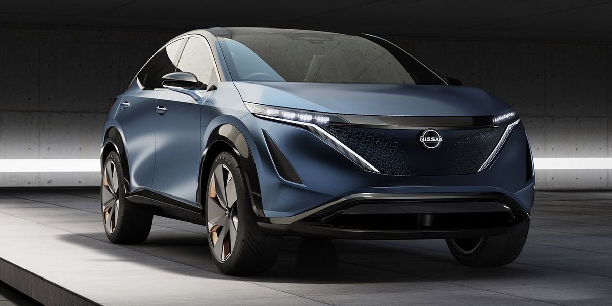 Nissan Juke-Sized EV in the Works, Report Says