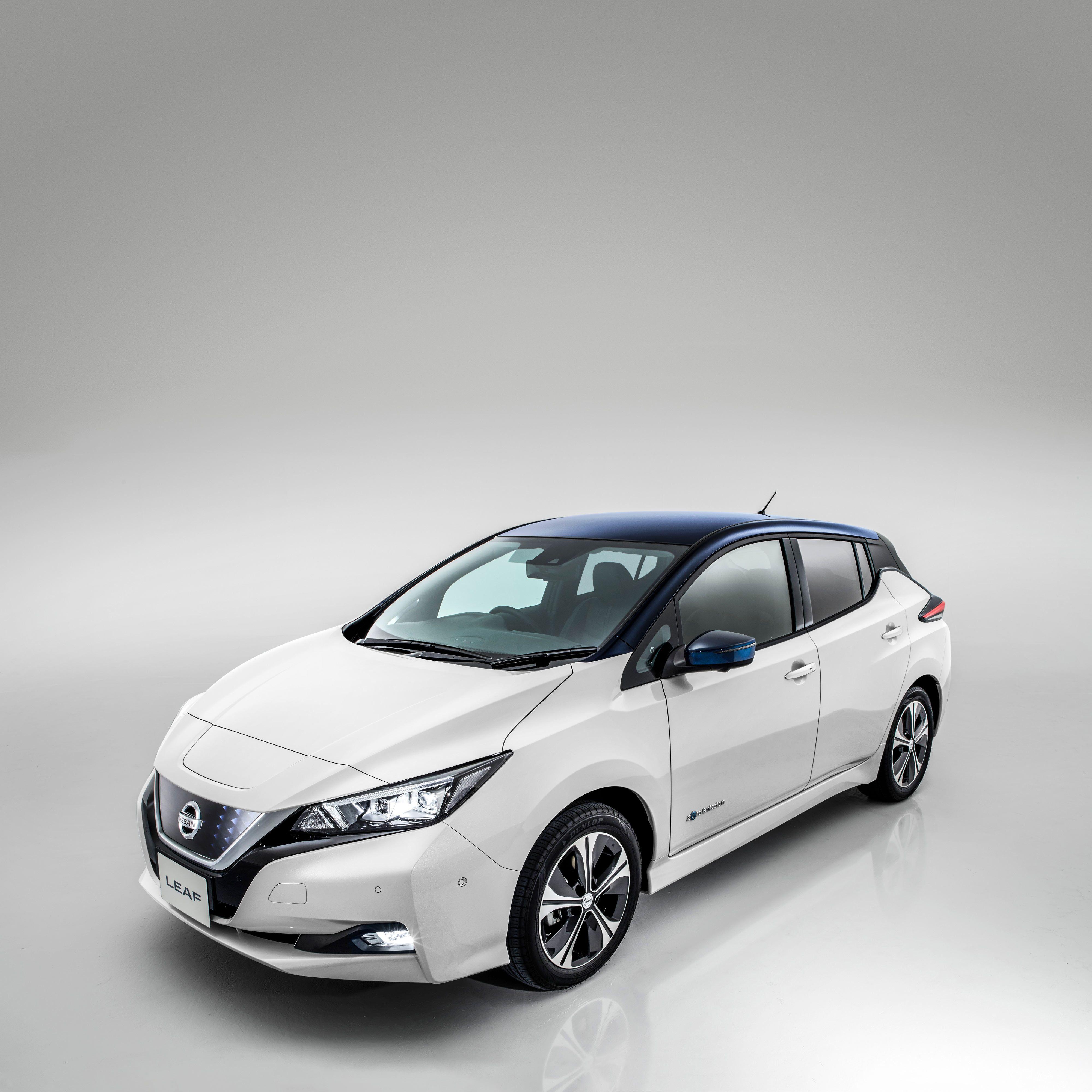 Nissan leaf availability