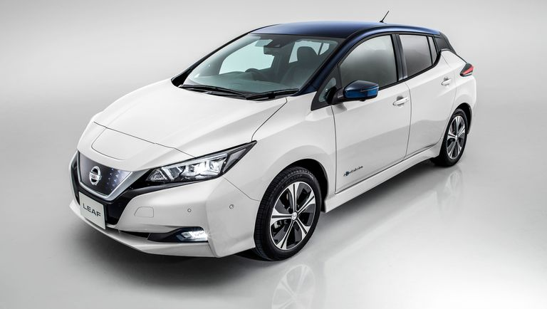 Can the New Nissan Leaf Compete With the Chevy Bolt and ... | 768 x 434 jpeg 38kB