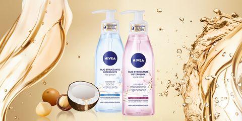 NIVEA Olio Struccante Detergente