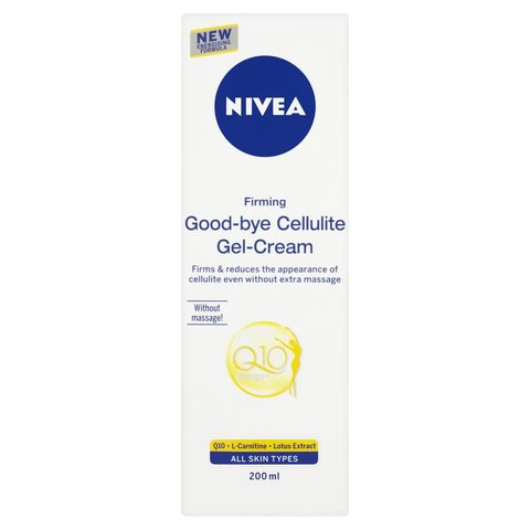 How to get rid of cellulite at home: Nivea Q 10