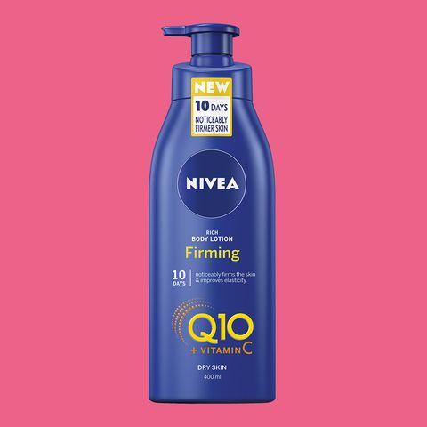 Nivea Q10+ Vitamin C Firming Body Lotion for Dry Skin