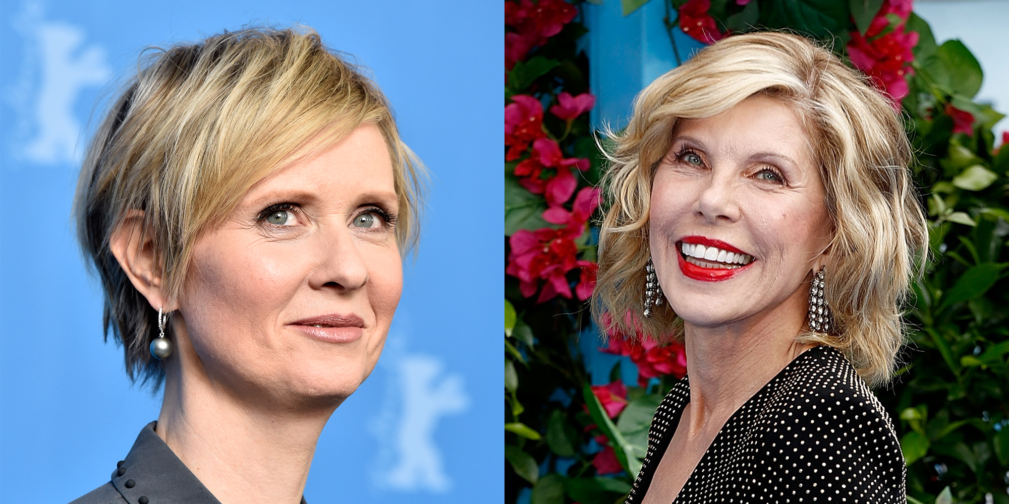 Cynthia Nixon and Christine Baranski Will Star in HBO's The Gilded Age