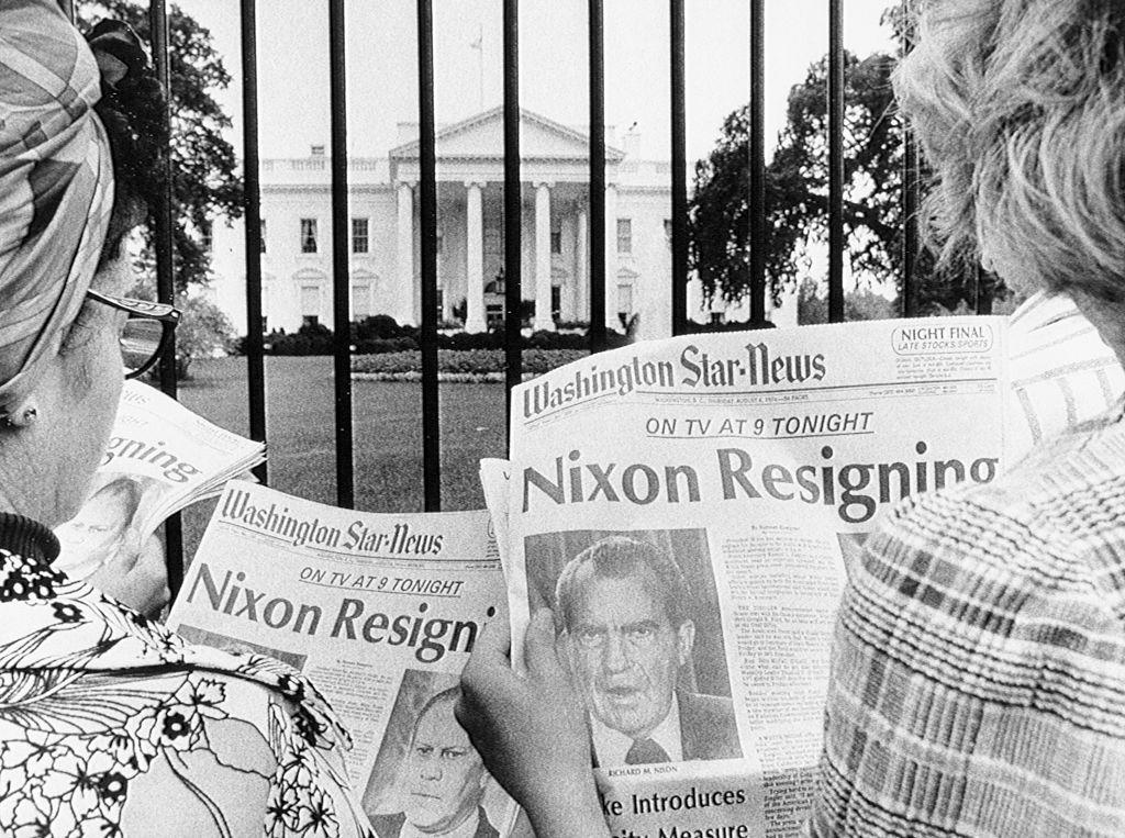 ¿Qué habría pasado con el caso Watergate si se hubiera destapado hoy en Internet?