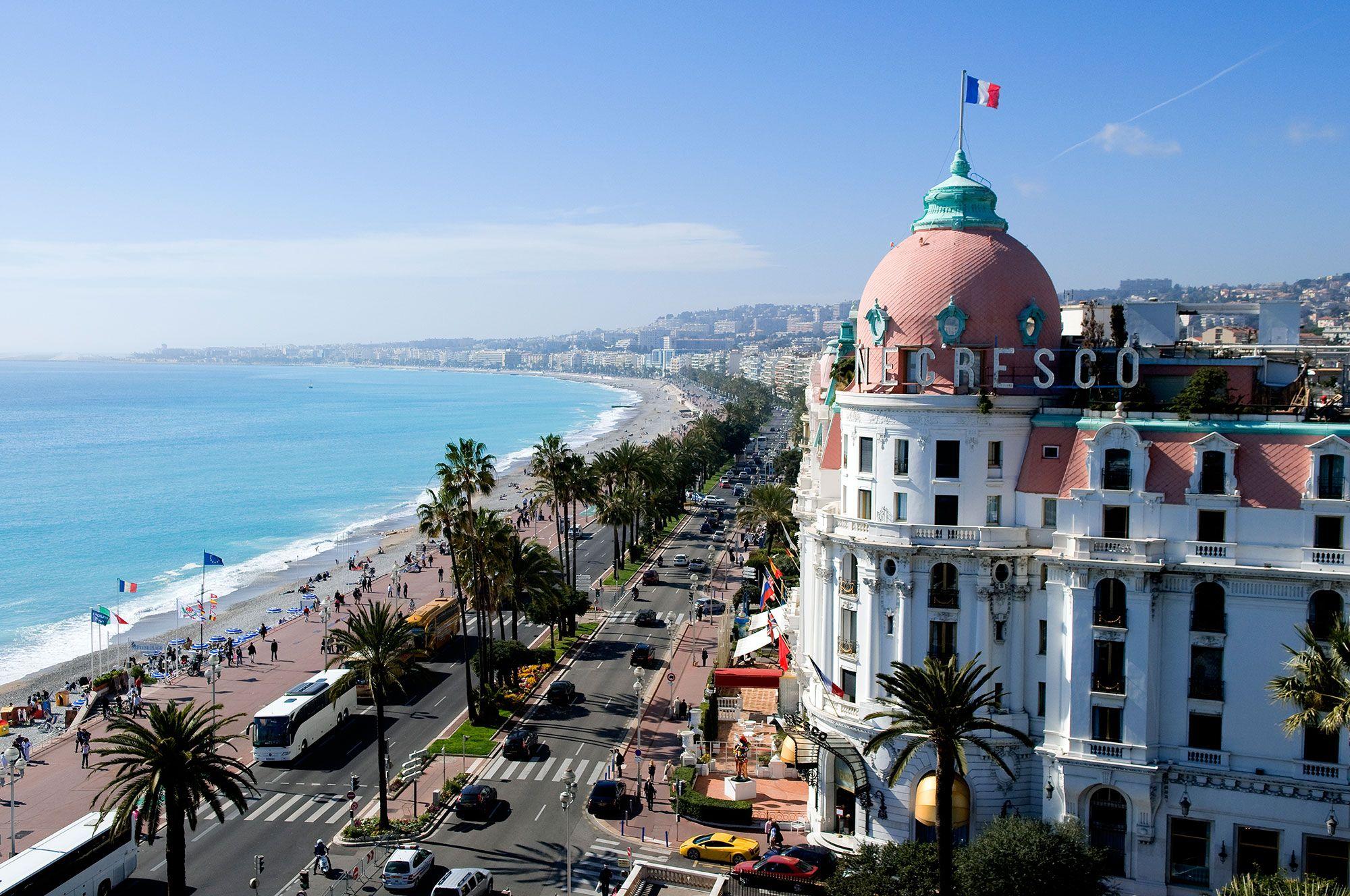 Sedie Blu Nizza : Nizza in francia mini tour per vacanze da sogno