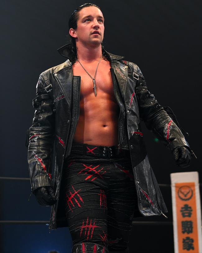 NJPW's Jay White talks Wrestle Kingdom 13, leading the Bullet Club