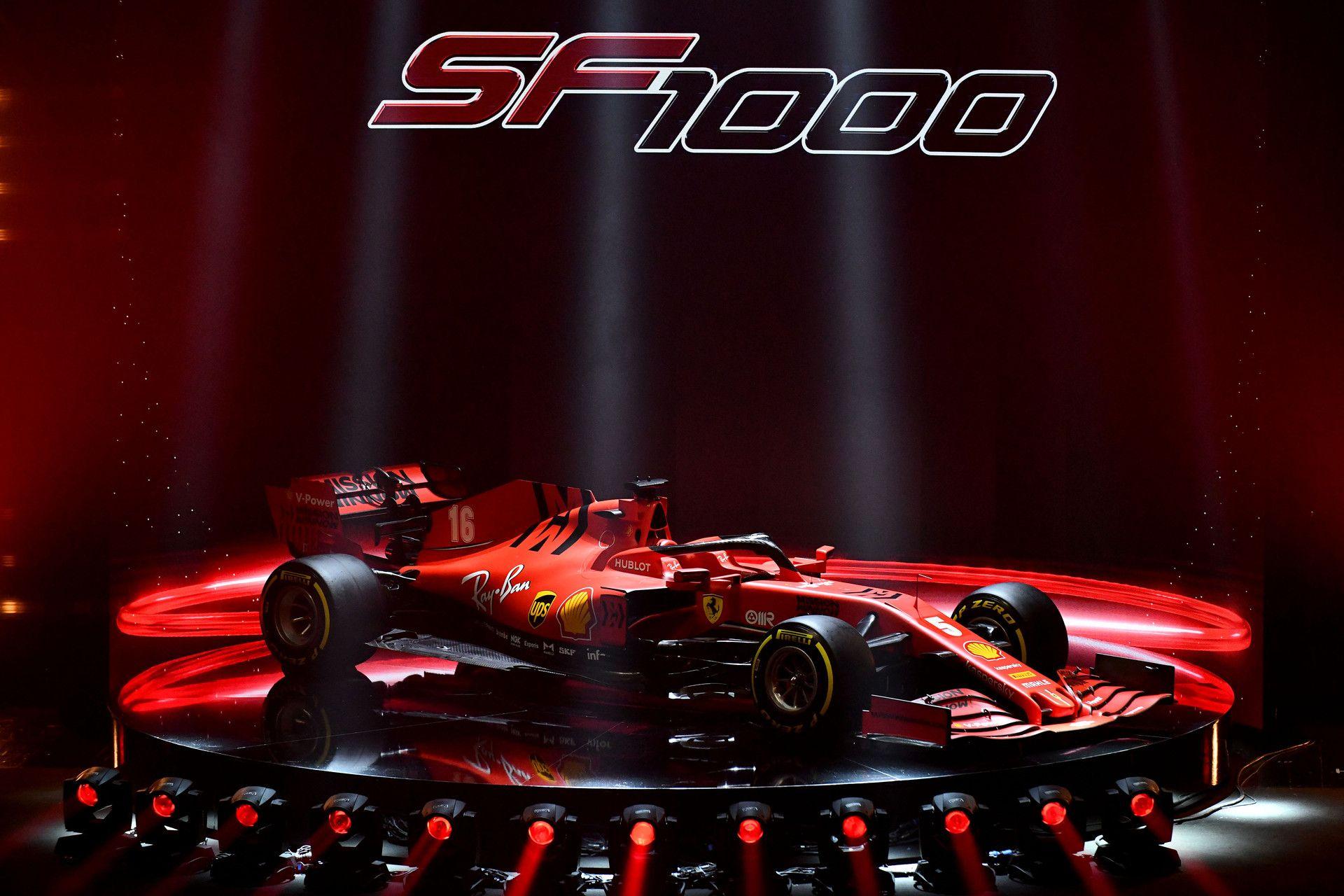 Ferrari Sf1000 El Arma De La Scuderia Para 2020