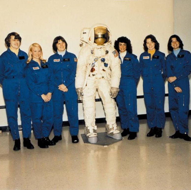 A Visual History of Women in Space