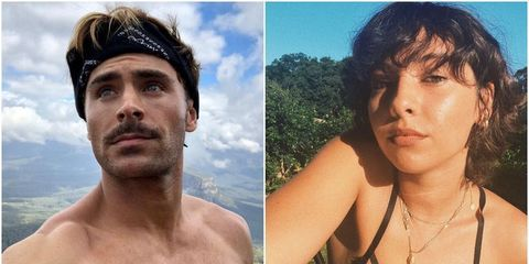 Zac Efron Is Dating Australian Model Vanessa Valladares and They Seem Super Cute