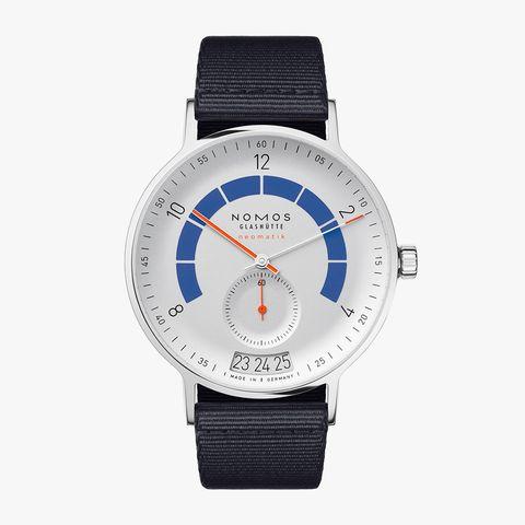 neomatik 41 date gray highway sports watch