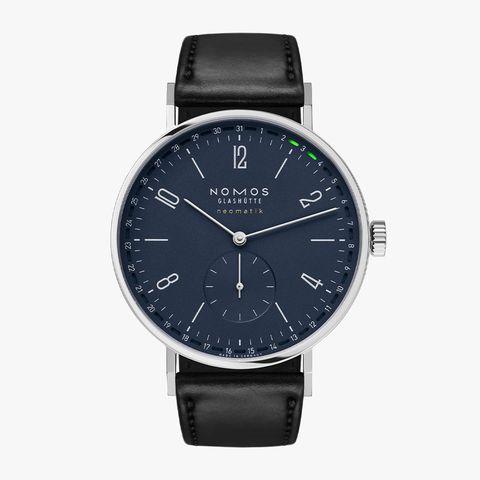tangent neomatik 41 midnight blue update watch