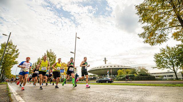 marathons eindhoven en rotterdam afgelast