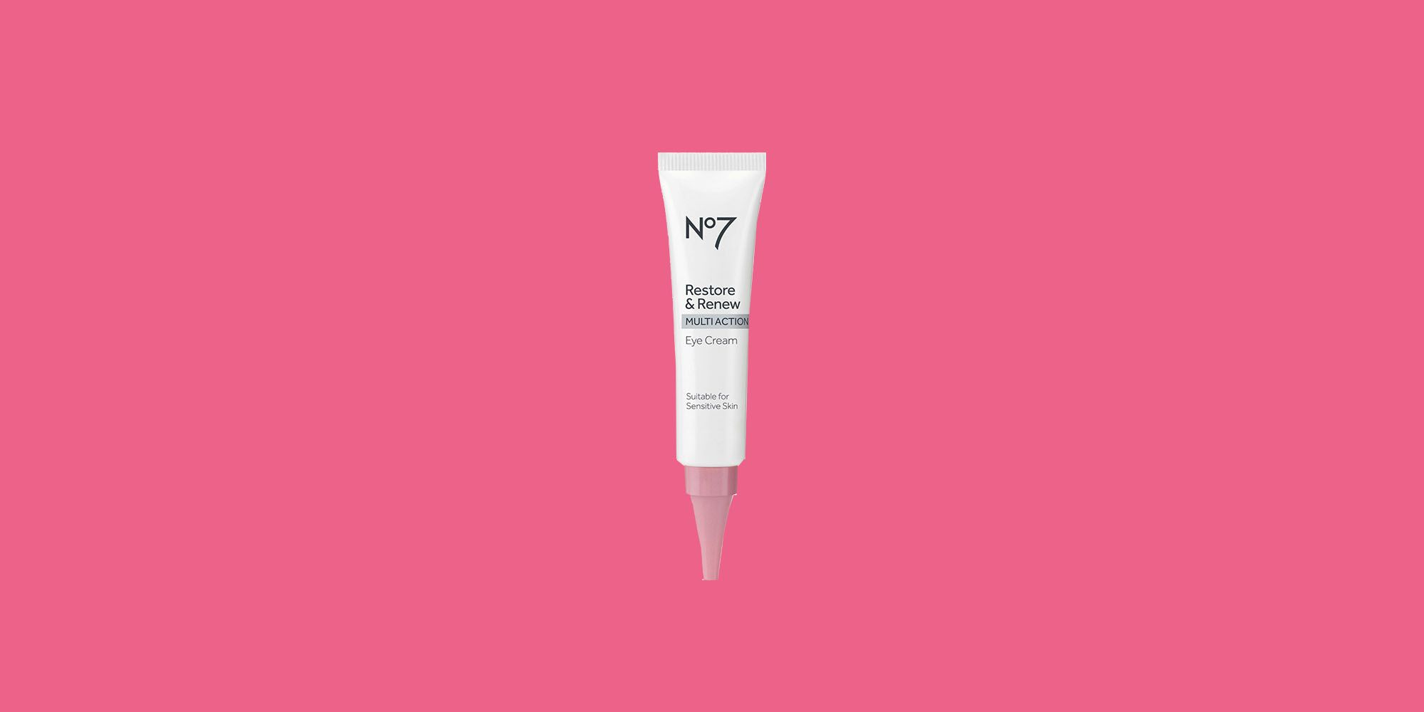 No7 Restore Renew Eye Cream Review
