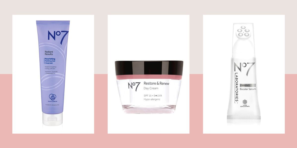 No7 Skincare The Products You Need To Know About