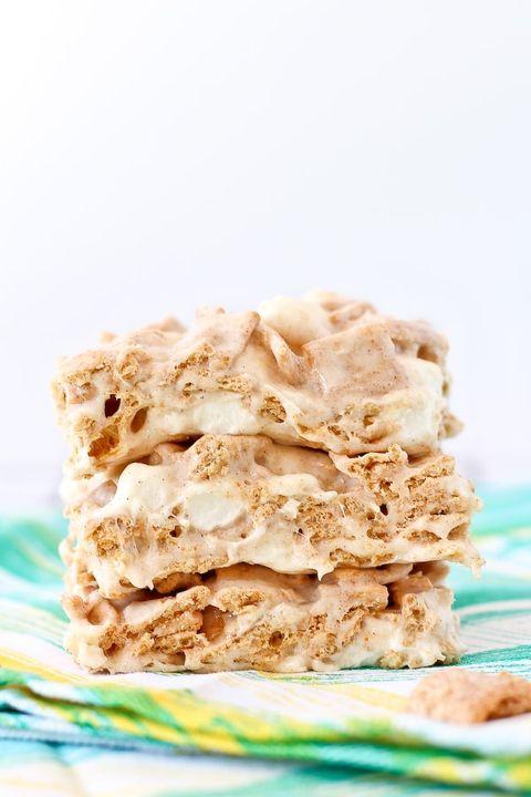 No-Bake Cinnamon Toast Crunch Bars