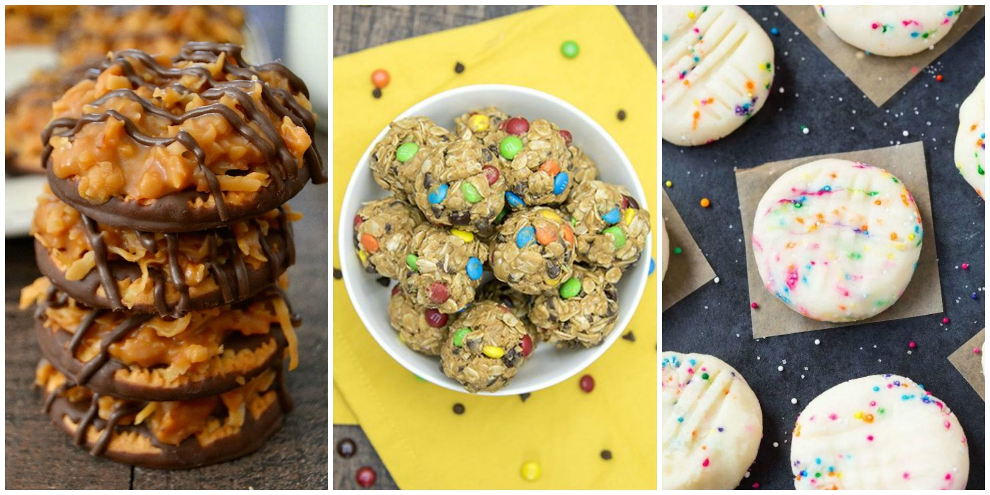 13 No Bake Cookies - How To Bake Cookies Without An Oven