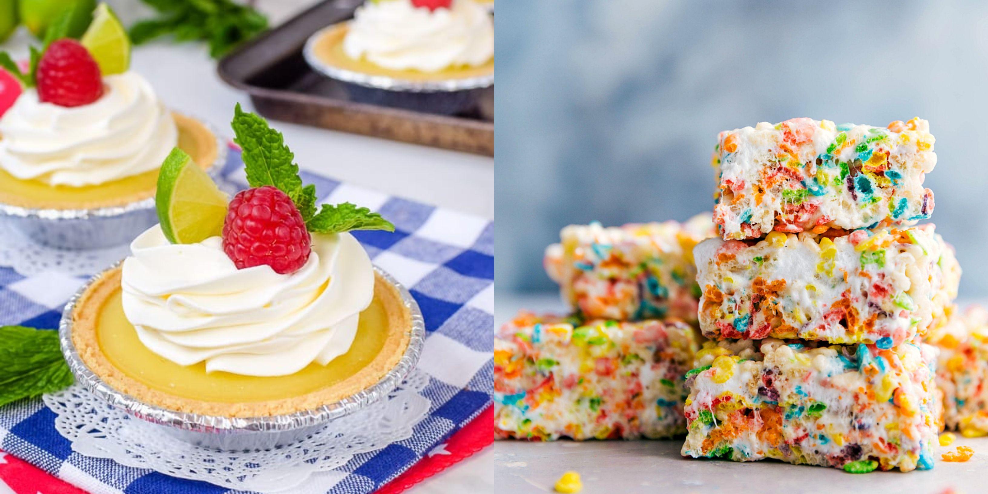 50 Easy No Bake Desserts Best Recipes For No Bake Treats
