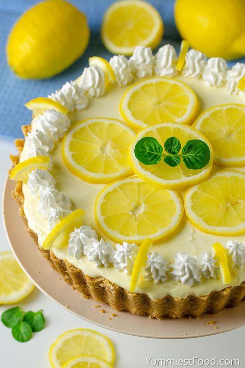 no bake desserts lemon pie