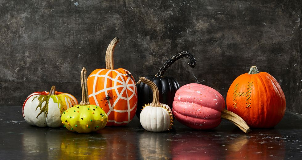 60+ No-Carve Pumpkin Ideas for Halloween