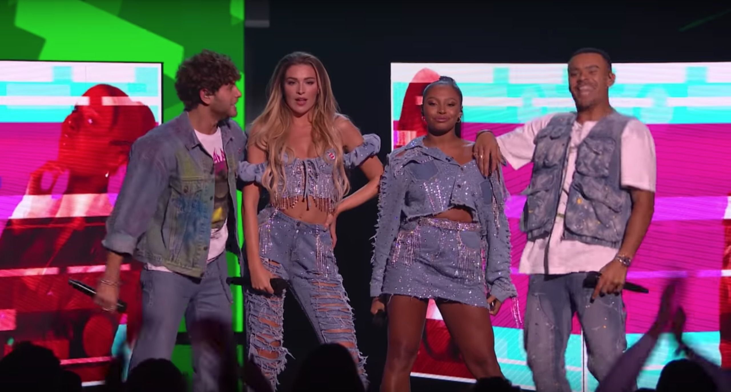 The X Factor: Celebrity star Zara McDermott addresses if Love Island supergroup have split up