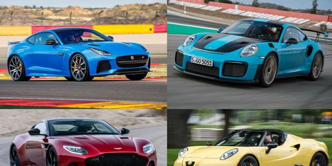 Every Sports Car You Can Buy That Doesn T Offer A Manual Transmission