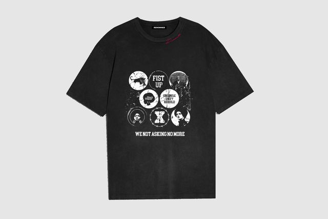 renowned, streetwear, renowned la, tshirt, streetwear brand, black lives matter