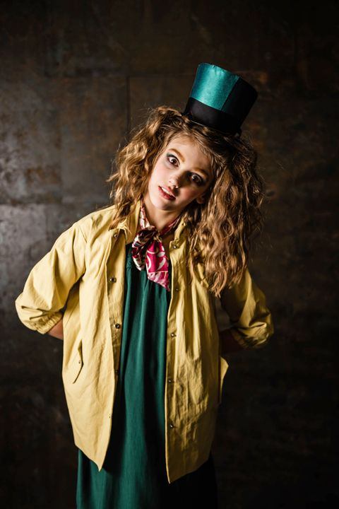 mad hatteralice in wonderland costume