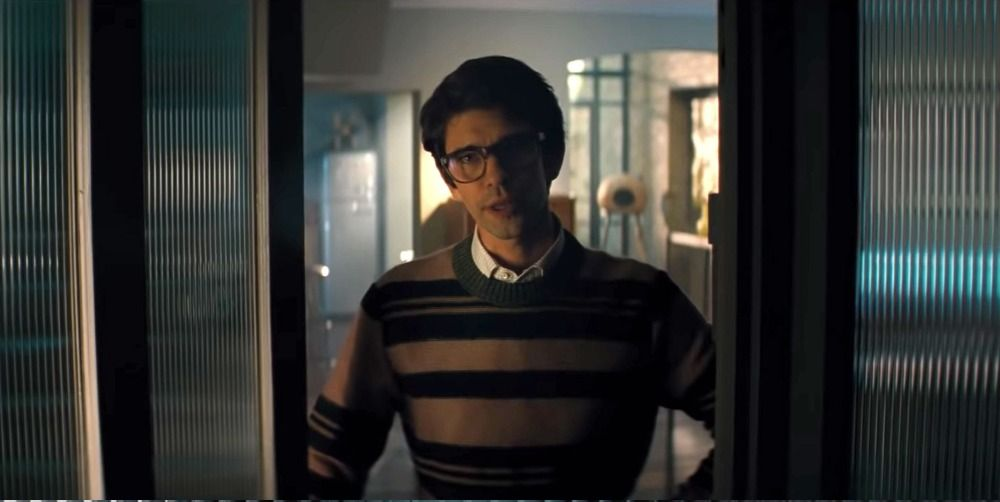 No Time to Die's Ben Whishaw returns as Q in new photo