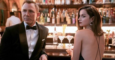 daniel craig in no time to die, universal