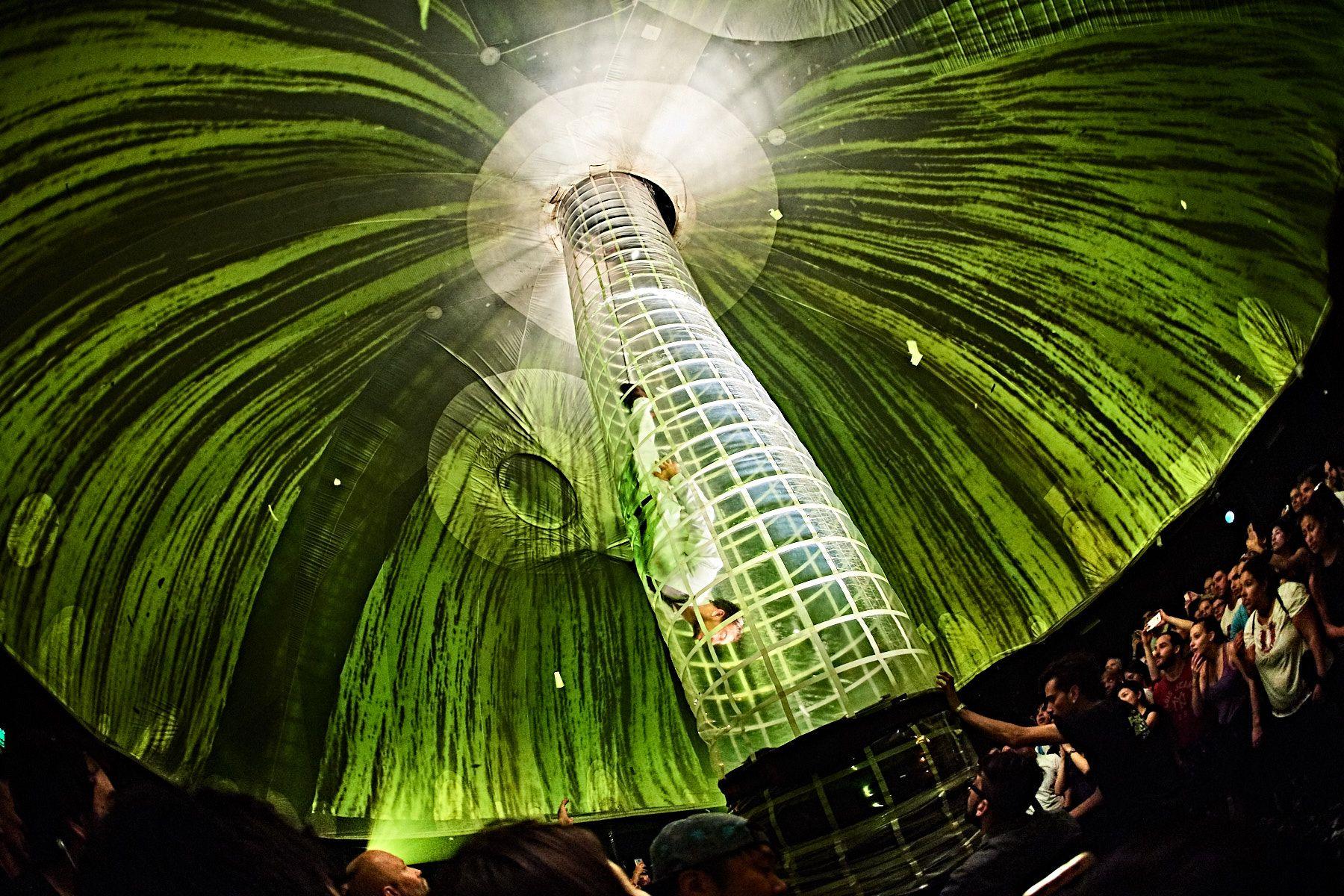 極限震撼,台灣,台北,沉浸式劇場,必看