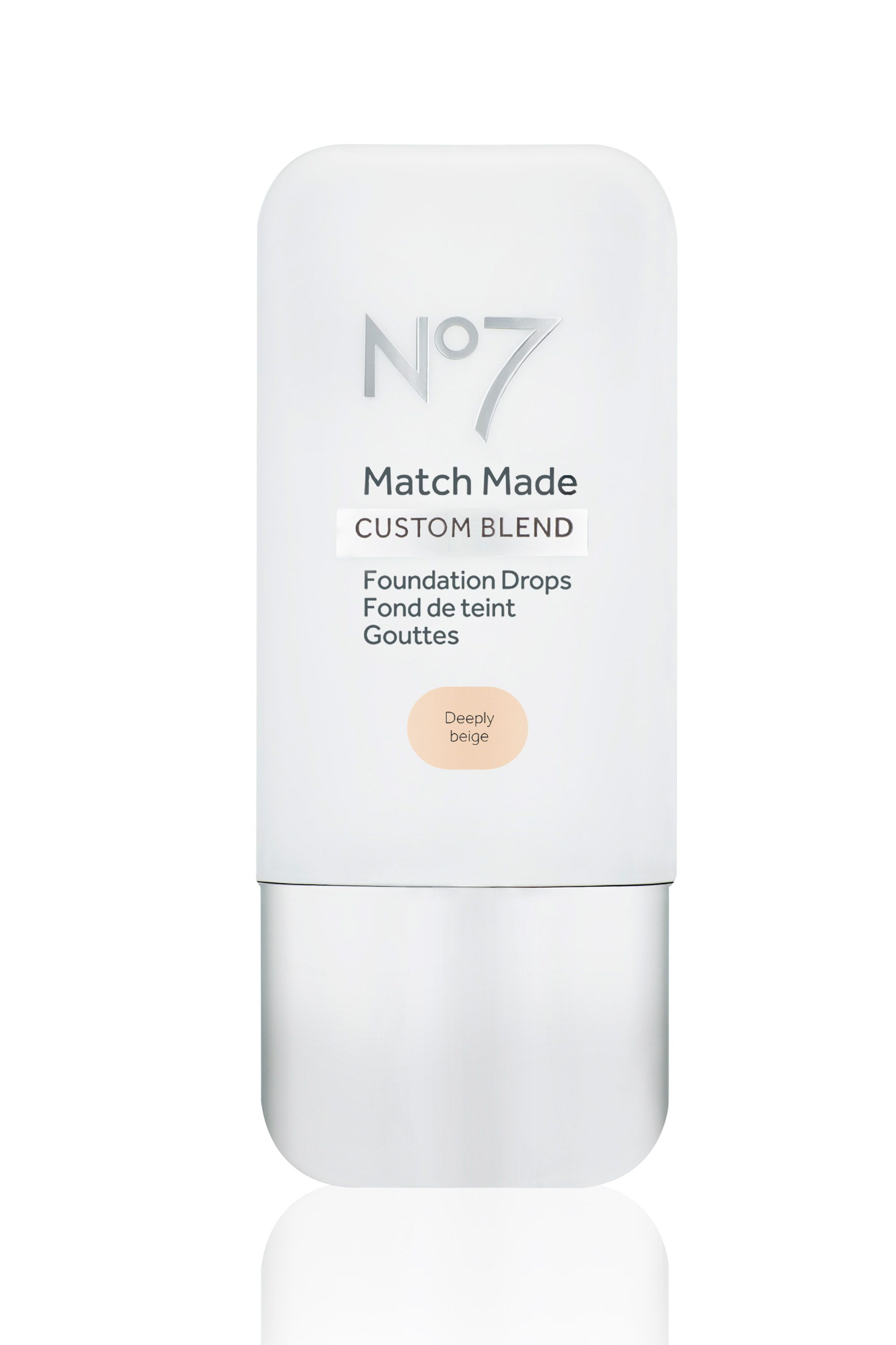 No7 foundation drops