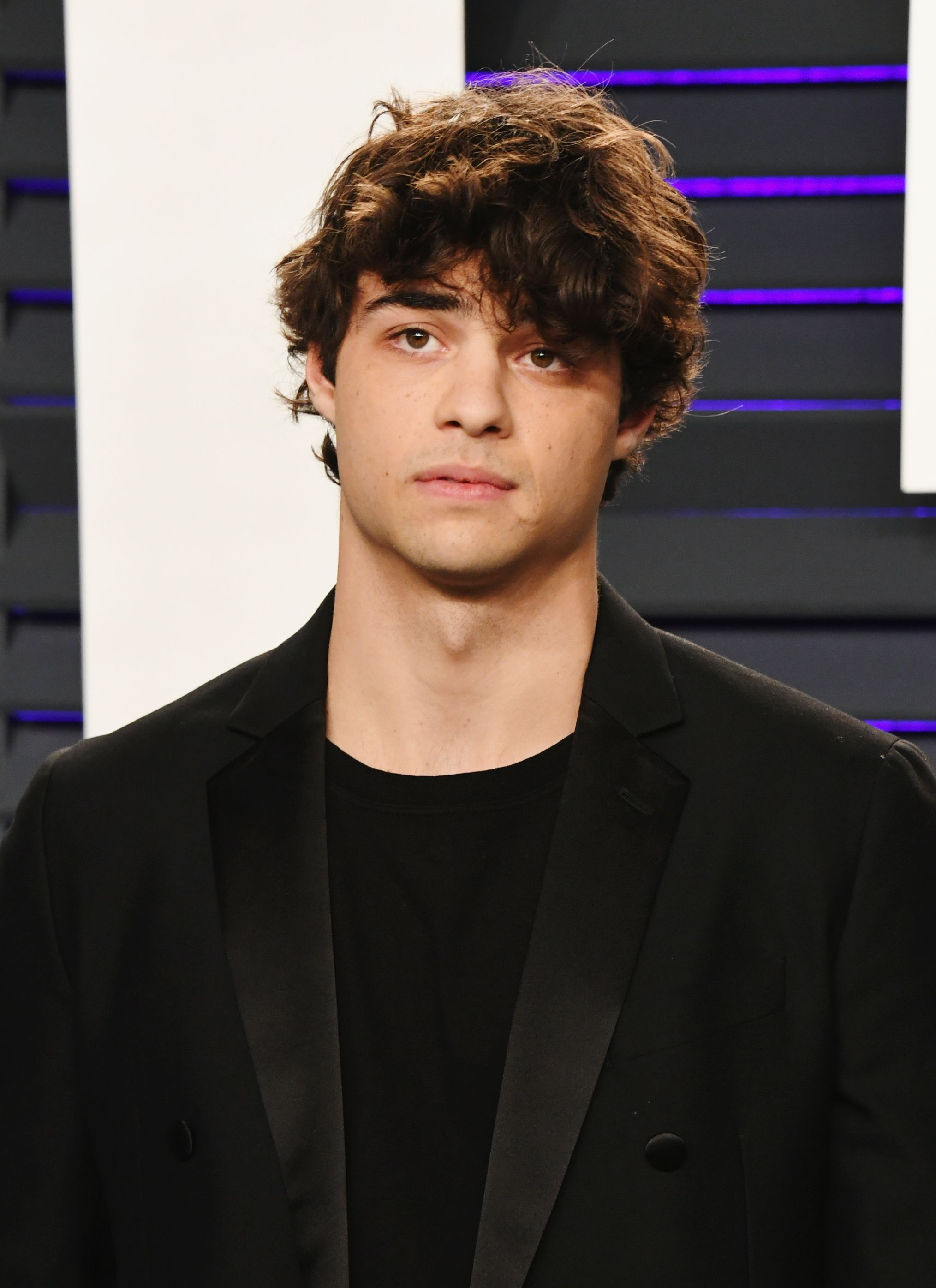 Noah Centineo Shaved Off All His Hair, and Twitter Is Not Happy