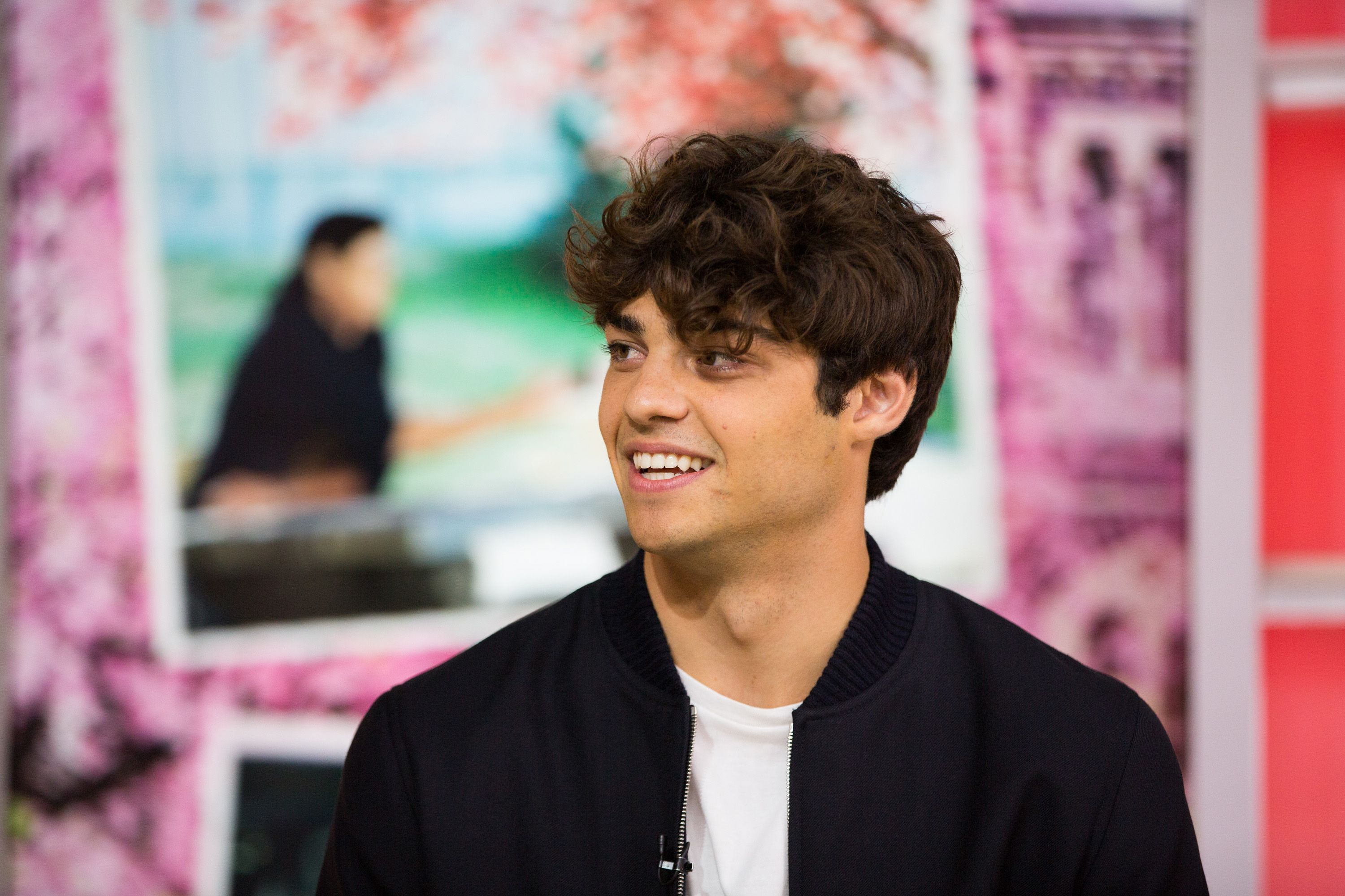 Noah Centineo's Next Role Is a Superhero...With Bangs