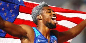 Noah Lyles, 200m, velocidad mundial, Doha 2019