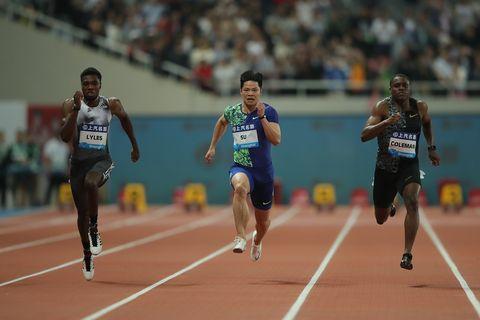 La remontada imposible de Noah Lyles en los 100m de Shanghai