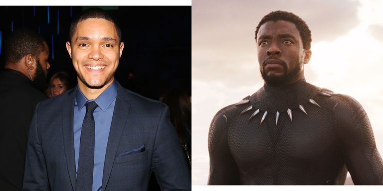 trevor noah black panther cameo no one noticed trevor