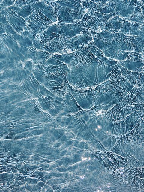 Blue, Water, Aqua, Turquoise, Azure, Pattern, Sky, Line, Design, Wave,