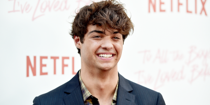 Noah Centineo Unscripted To All The Boys I Ve Loved Before Moment Peter Kavinsky Unscripted